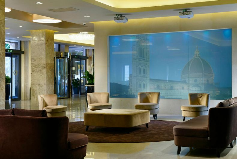 Grand Hotel Mediterraneo Florence